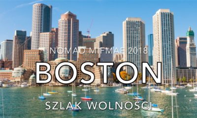 Trip Szlakiem Wolności po Bostonie