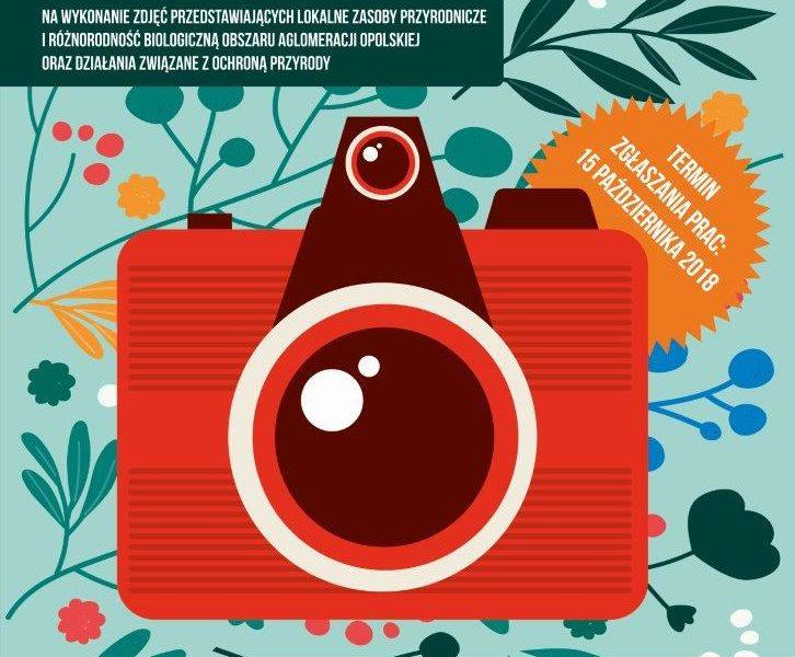 Konkurs fotograficzny - naturalnie różnorodna Aglomeracja Opolska