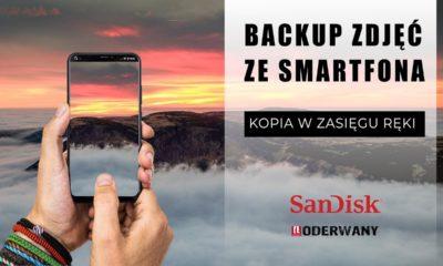 BACKUP ZDJĘĆ ZE SMARTFONA BEZ INTERNETU