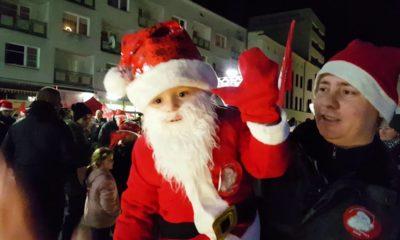 Marsz Mikołajów w Opolu