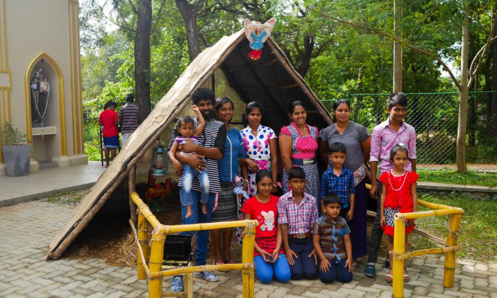 wigilia na Sri Lance