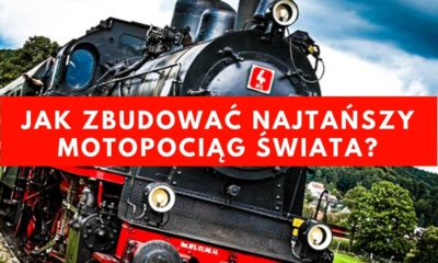 najtańszy pociąg świata