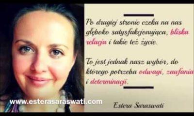 wywiad z Esterą Saraswati