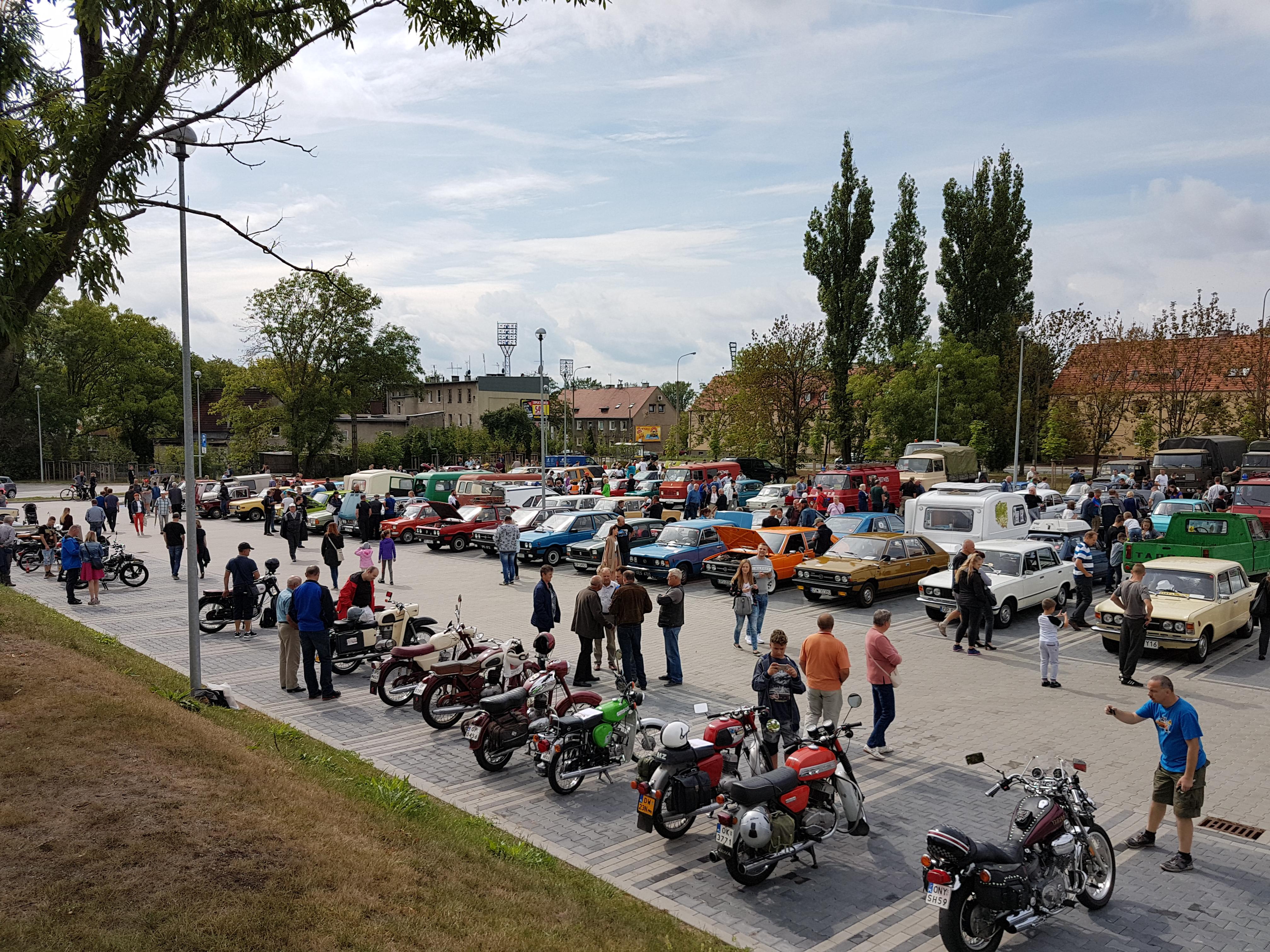 opolski ruch pojazdów zabytkowych