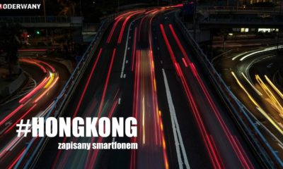 HONGKONG zapisany smartfonem