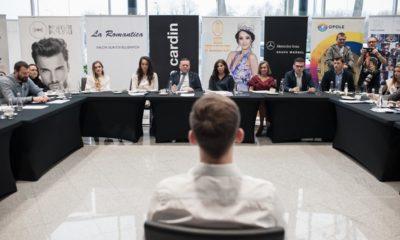 finaliści konkursu Mister Opolszczyzny 2019