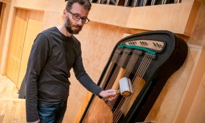 W Filharmonii zagra jeden z najbardziej rzadkich instrumentów na świecie