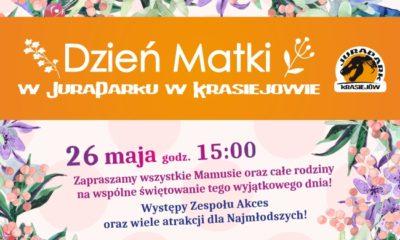 Dzień Matki w JuraParku w Krasiejowie
