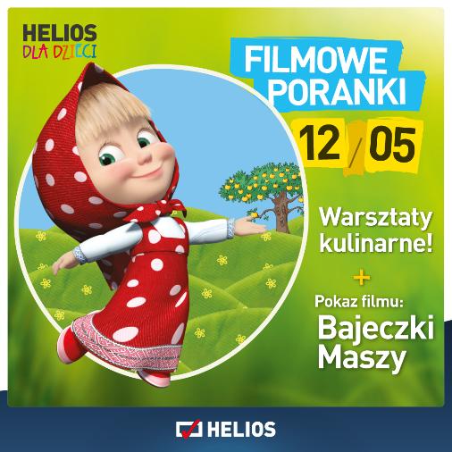 Filmowe Poranki Bajeczki Maszy cz 6