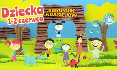 Dzień Dziecka w JuraParku