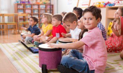 Muzyczny piknik dla dzieci