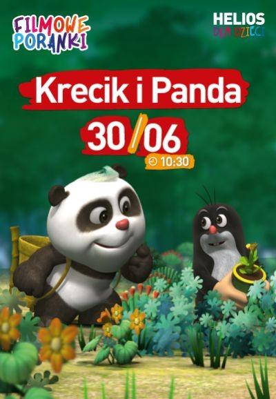 Filmowe Poranki Krecik i Panda, cz. 2
