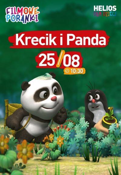 Filmowe Poranki - Krecik i Panda
