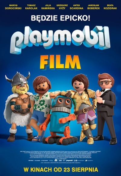 Playmobil - Film