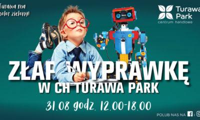CH Turawa Park rozdaje setki wyprawek na powitanie szkoły