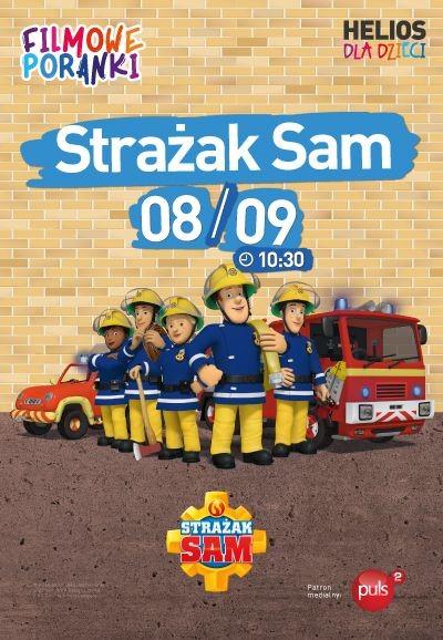 Filmowe Poranki Strażak Sam cz. 12