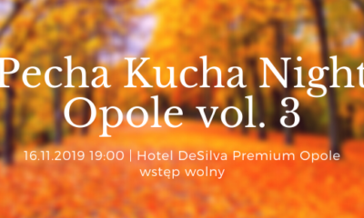 Pecha Kucha Night Opole vol. 3