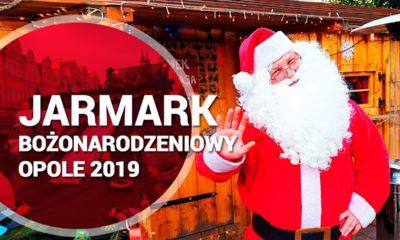 JARMARK BOŻONARODZENIOWY OPOLE 2019