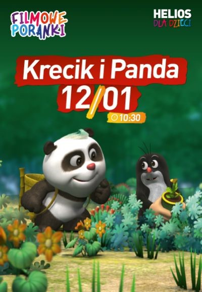 Krecik i Panda, cz. 7