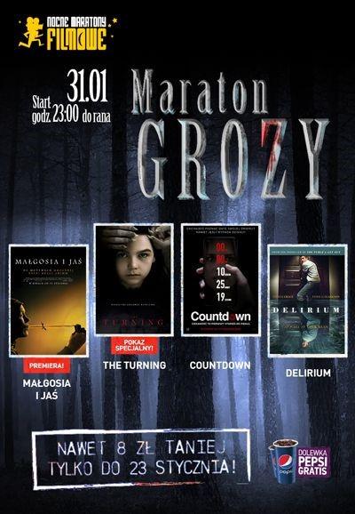 Maraton Grozy