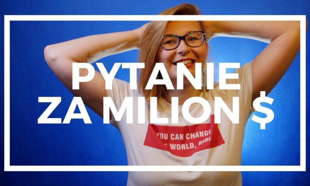 Pytanie za MILLLLLION