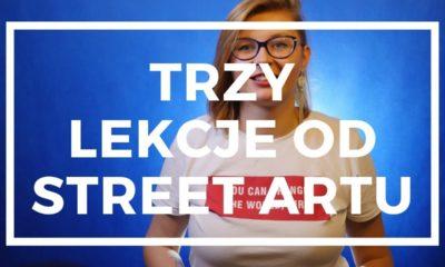 Czego nauczy Cię STREET ART TRZY LEKCJE