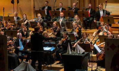 Przez koronawirusa nie ma koncertów, filharmonia publikuje nagrania