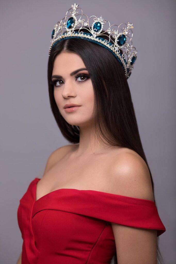 Kamila Złośnik Miss Opola 2018
